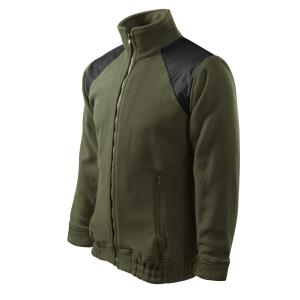 Adler fleece Jacket Hi-Q, military