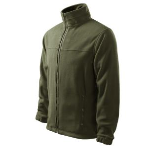 Adler Fleece Jacket pánsky, military
