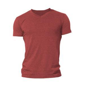b9f6e7b25e4e Lacné pánske tričká s výstrihom do v