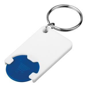 Plastový prívesok na kľúče so žetónom Chipsy 114e783ca5f