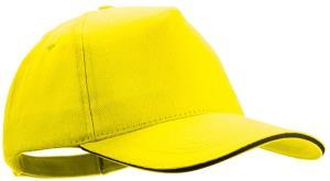 70cbcf974 Kvalitné žlté čiapky, šiltovky a iné pokrývky hlavy | Reklamné Predmety