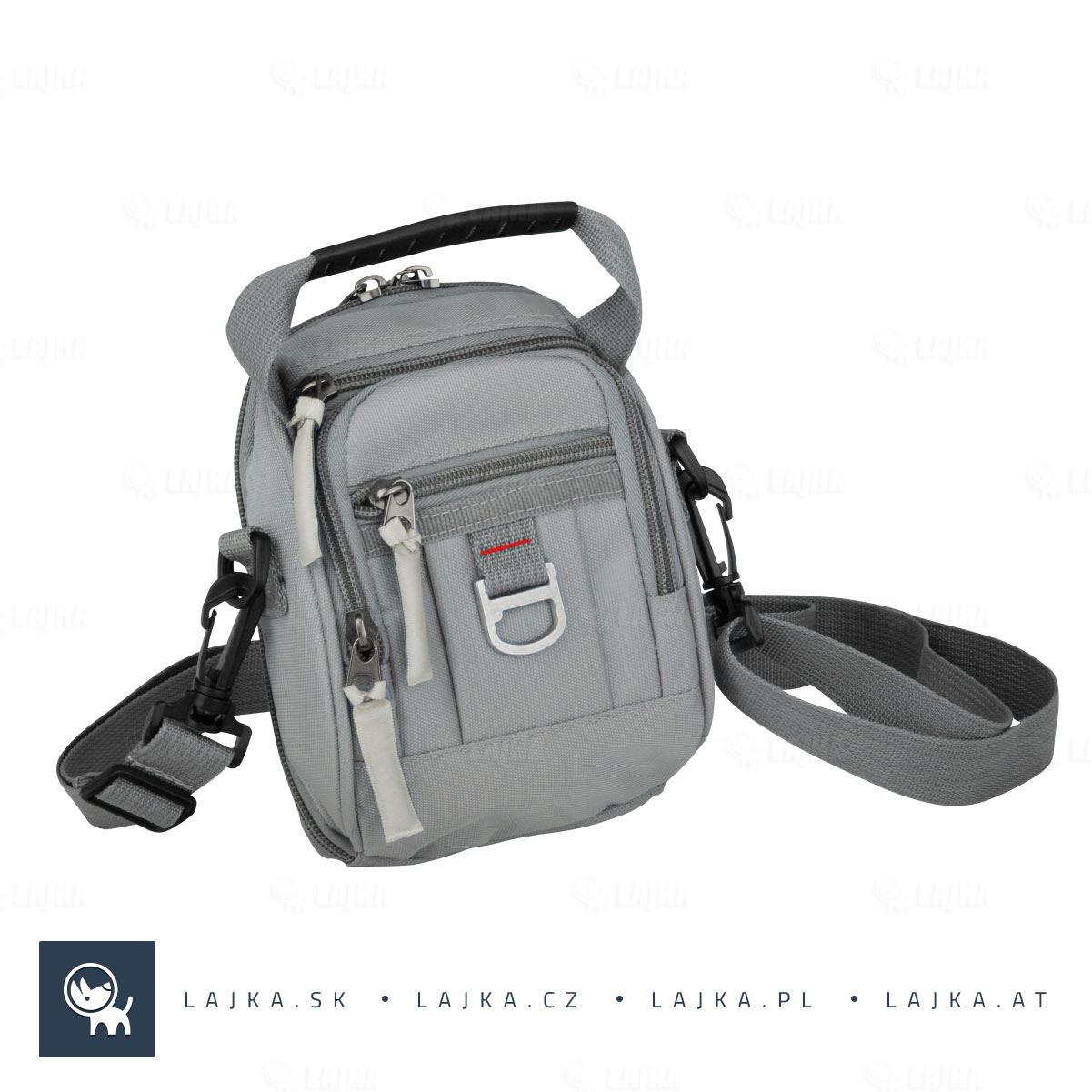57cdd592a Otis taška na doklady, sivá | Reklamné Predmety
