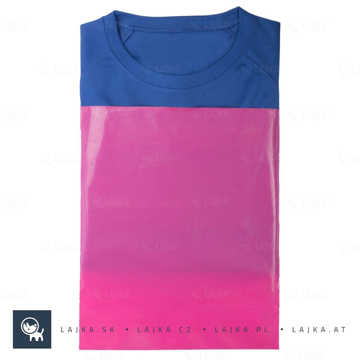 f34d8ea12df3d Vrecko na tričká Tecly, purpurová   Reklamné Predmety