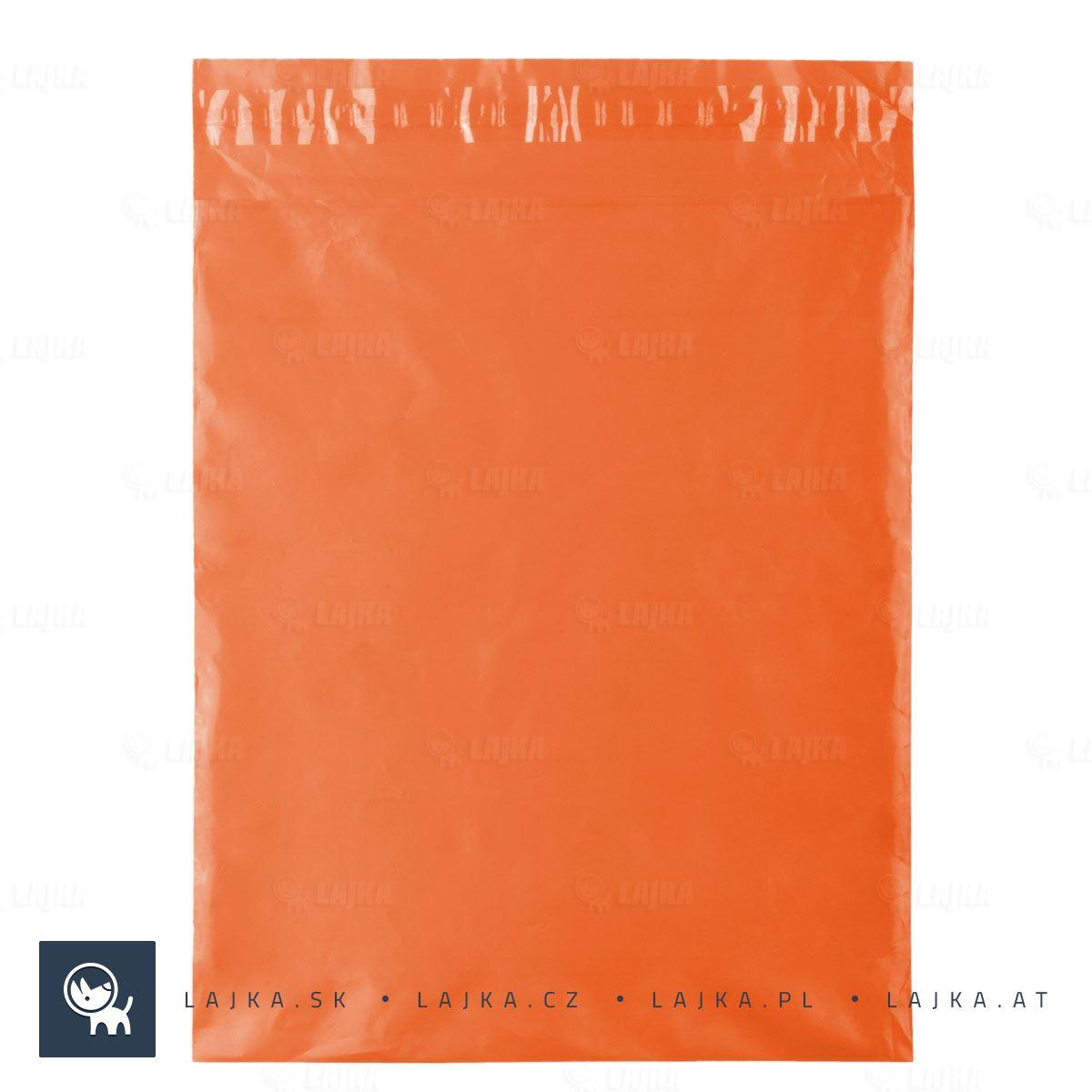 62c9e8e4b4f34 Vrecko na tričká Tecly, oranžová   Reklamné Predmety