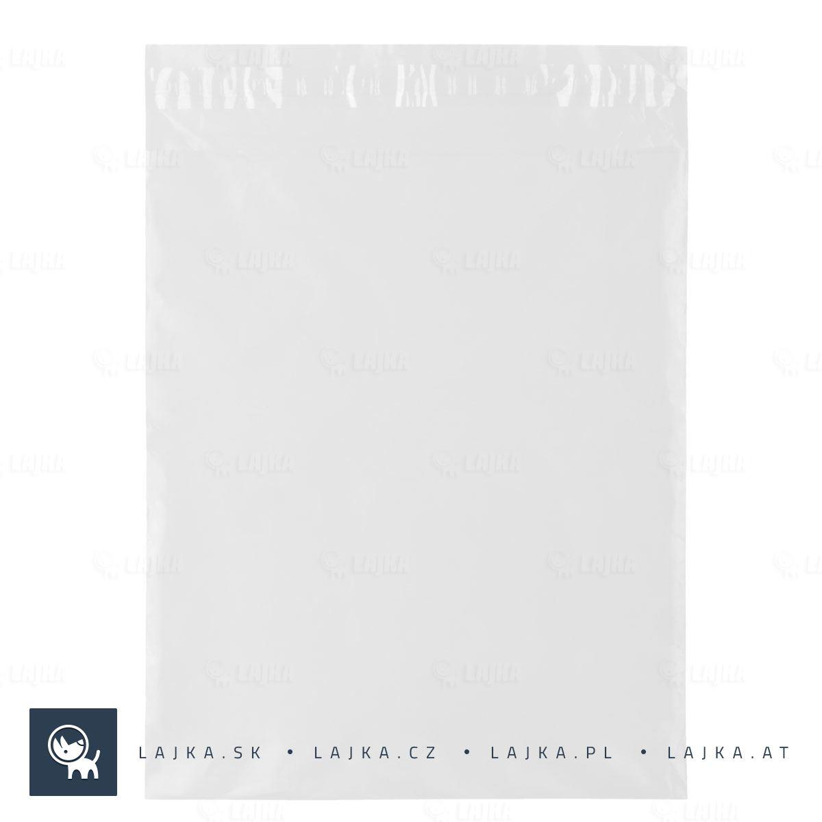 074a90f6993c3 Vrecko na tričká Tecly, biela   Reklamné Predmety