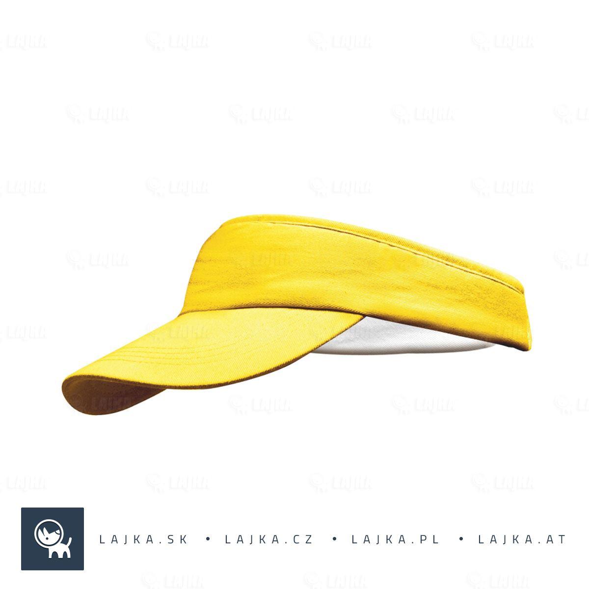 cd310415c Šiltovka Alex Fox, žltá   Reklamné Predmety