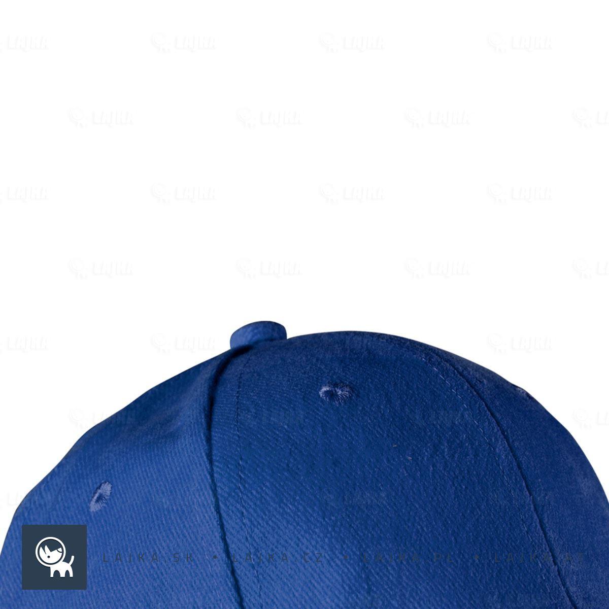 1d276cba6 Šiltovka detská 6P Alex Fox, kráľovská modrá   Reklamné Predmety