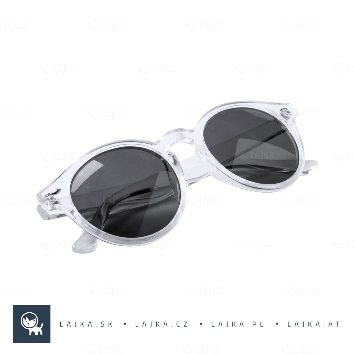 24a20c281 Slnečné okuliare Nixtu, biela | Reklamné Predmety