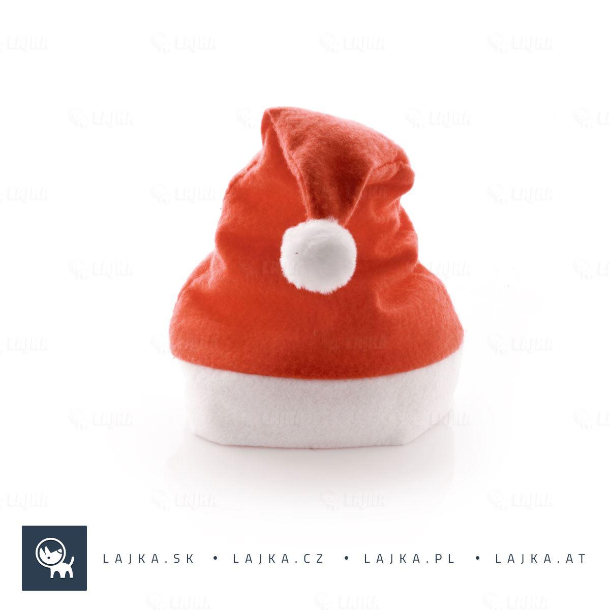 0ebf5222e Mikulášska čiapka Papa Noel, červená | Reklamné Predmety