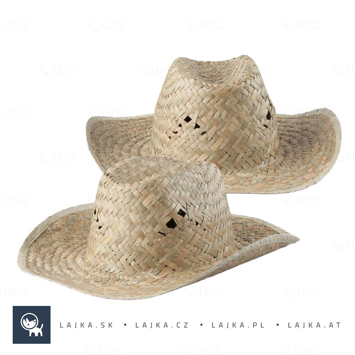 539e81349 Slamený klobúk Bull | Reklamné Predmety