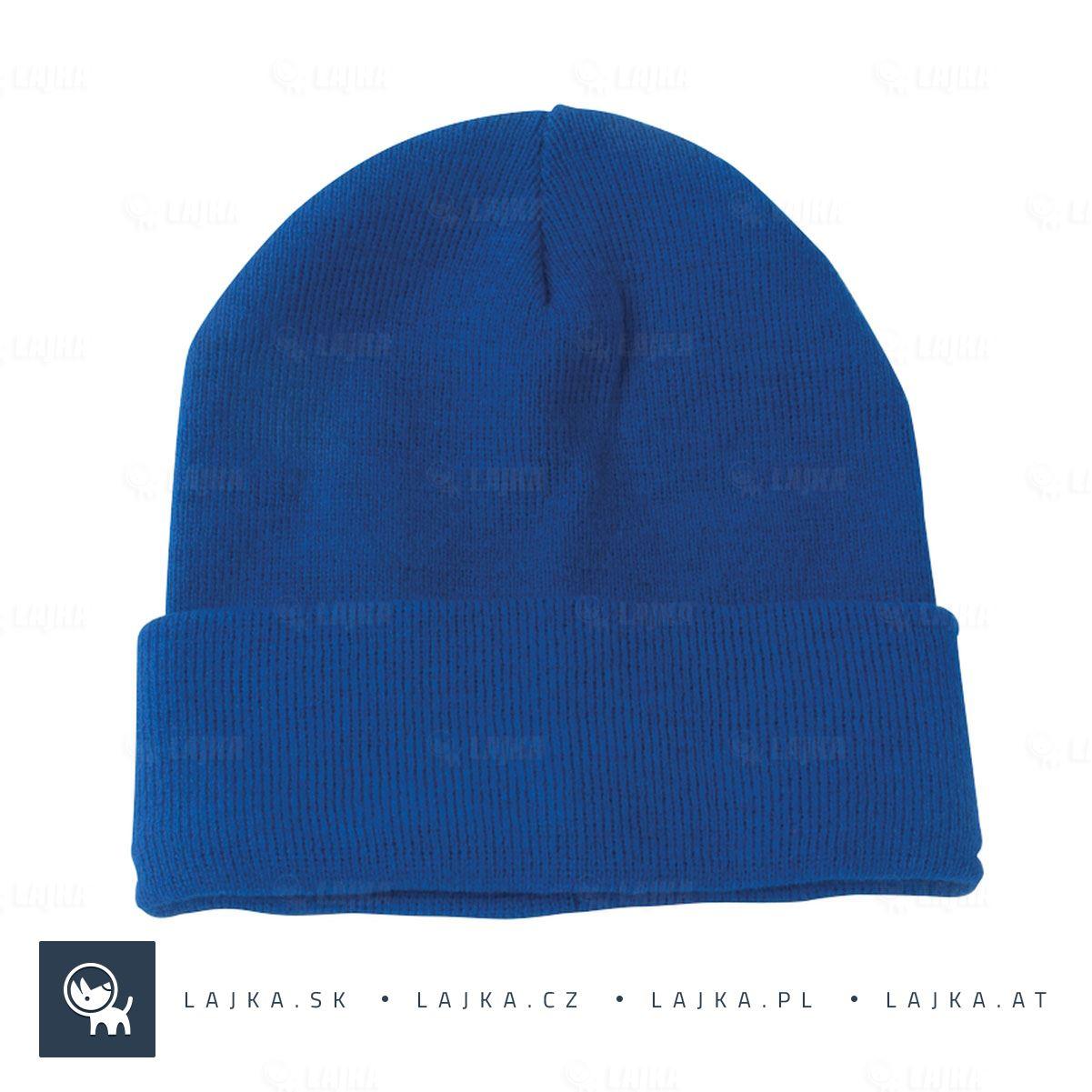 fc68ba7c1 Zimná čapica Lana, modrá | Reklamné Predmety
