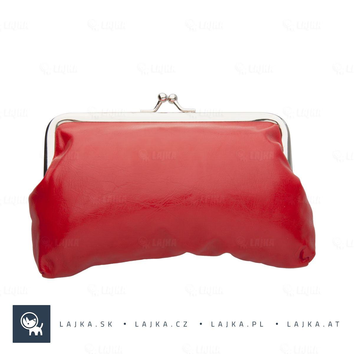 bb5044eec Dámska peňaženka Becky, červená   Reklamné Predmety